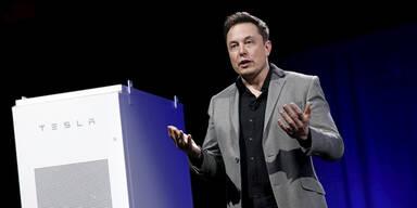 Tesla bringt neuen Super-Akku