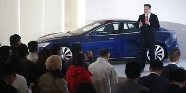 Tesla Model 3 sorgt für Mega-Hype