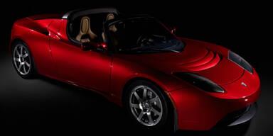 Tesla Roadster mit mehr Power, größerer Reichweite