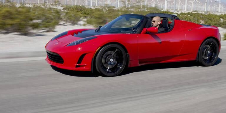 Tesla bringt einen neuen Roadster