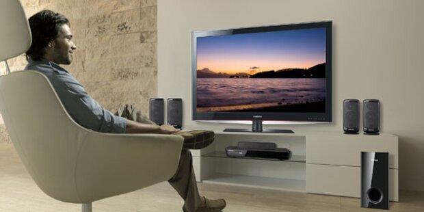 Internet-Fernsehen als Teil des Teletests