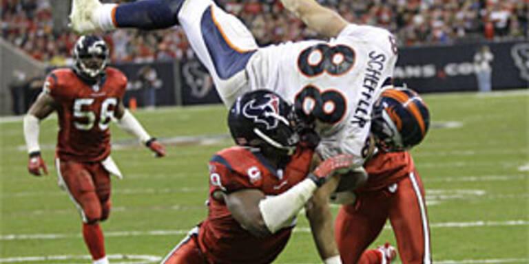 Houston hält Playoff-Traum am Leben