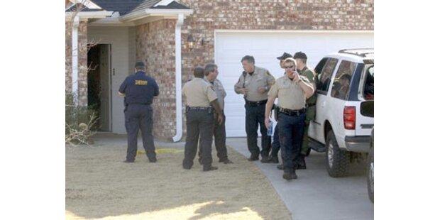Texaner tötete Freundin und kochte ihr Fleisch