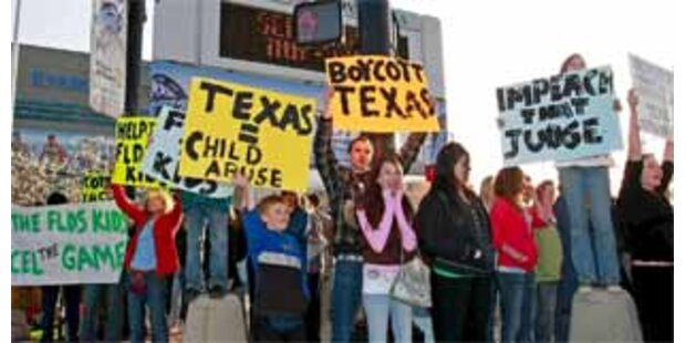 Kinder sollen zu polygamer Sekte zurückkehren