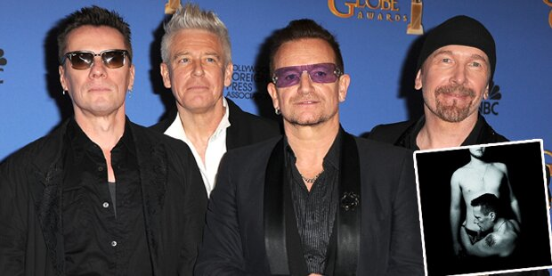 U2: Album jetzt auch als CD