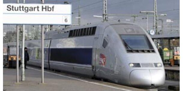 In 6 Stunden von München nach Paris mit dem TGV