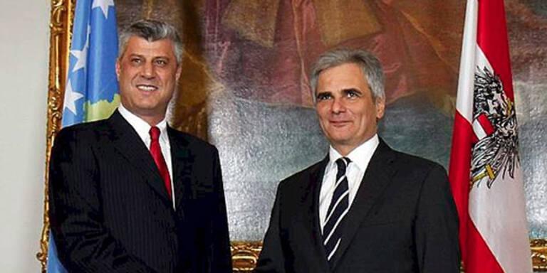 Kosovo-Premier sucht Austro-Investoren