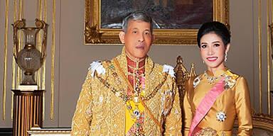 Thai-König macht Geliebte zur zweiten Königin