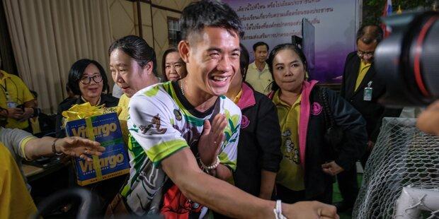 Gerettete Thai-Kicker gehen auf Tour