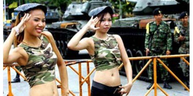 Thailands Army hat Transsexuelle für sich entdeckt