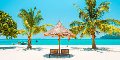 thailand urlaub strand