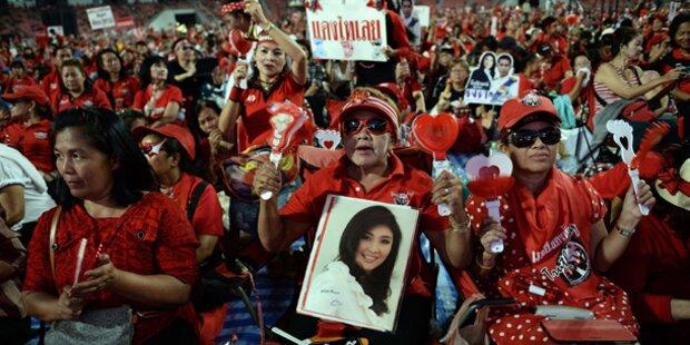 Thailand: Misstrauensantrag gescheitert