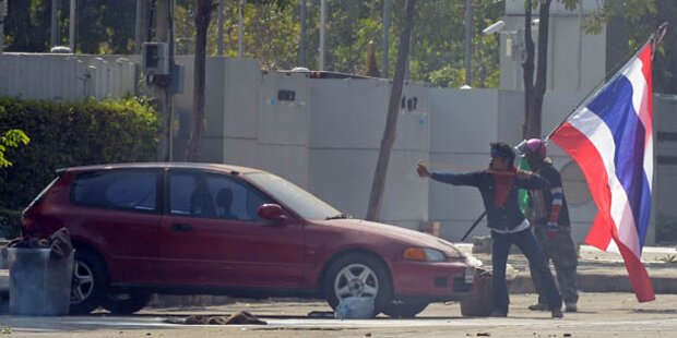 Polizei löste Proteste mit Gewalt auf