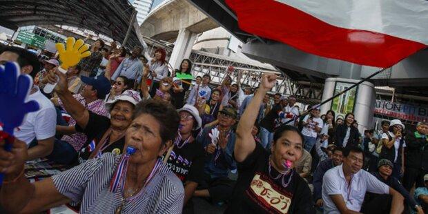Wahlen in Thailand für ungültig erklärt