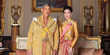 Thai-König: Seine Geliebte muss ins Horror-Gefängnis