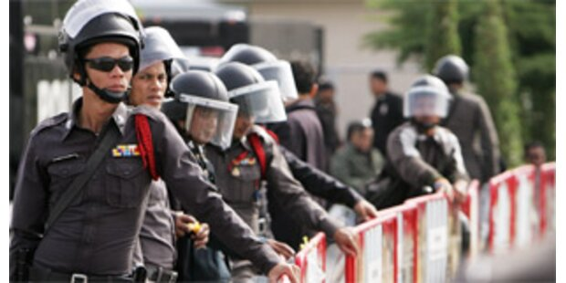 Explosionen verschärfen Spannungen in Bangkok