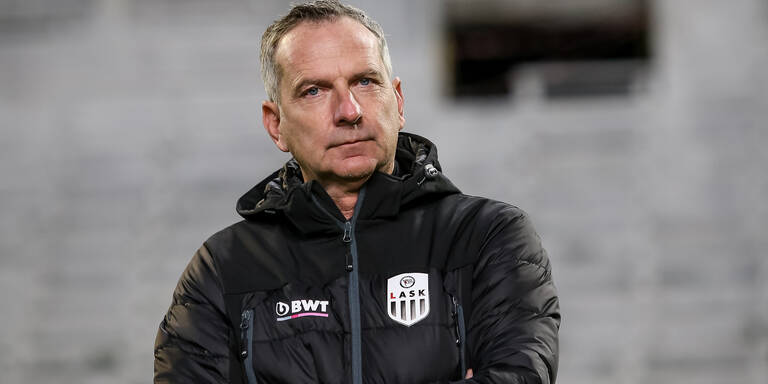 LASK-Coach Thalhammer kritisiert ÖFB
