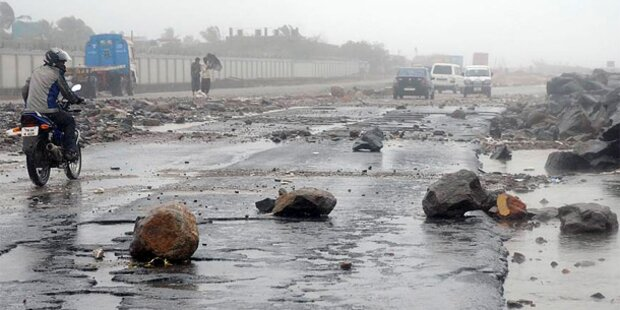 Indien: Mehr als 30 Tote nach Zyklon