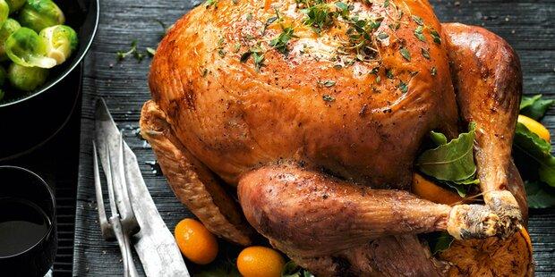 Die besten Thanksgiving-Rezepte zum Nachmachen
