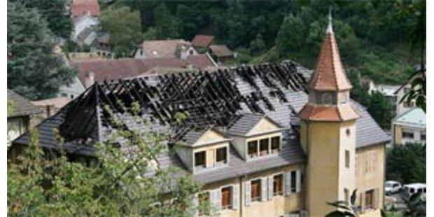 Zwei Tote bei Brand in elsässischem Heim