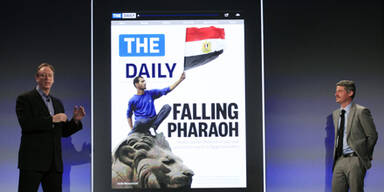 "Hacker knackte iPad-Zeitung ""The Daily"""
