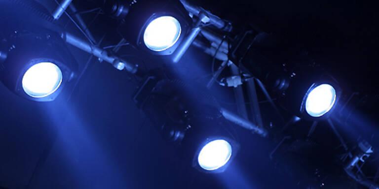 Theaterscheinwerfer, Symbolbild