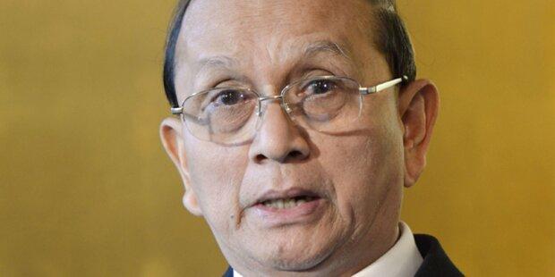 Ende der US-Sanktionen gegen Burma