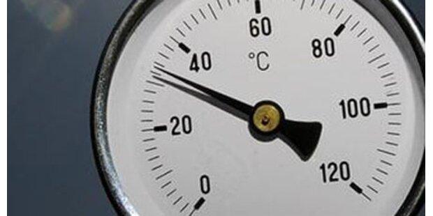 Wärmster Oktober-Tag seit 50 Jahren