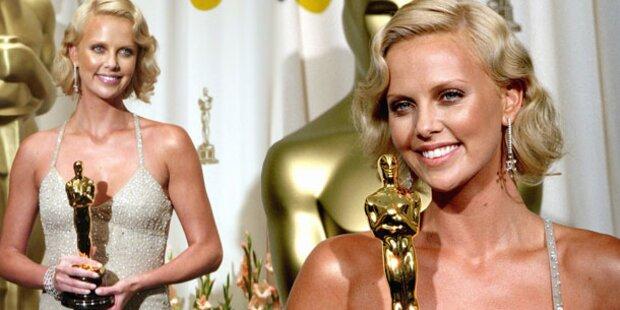 Charlize Theron: Nicht ohne meinen Oscar