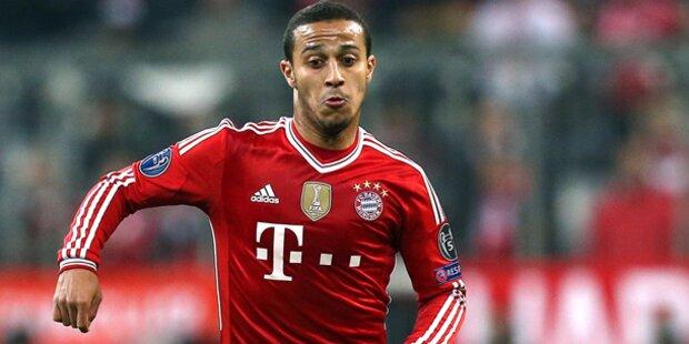 Bayern-Schock: Barca will Thiago zurück
