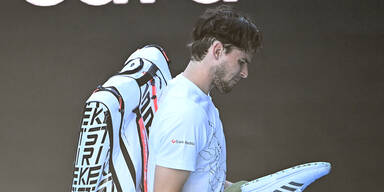 Thiem nicht mehr in den Top 3 der Tennis-Welt