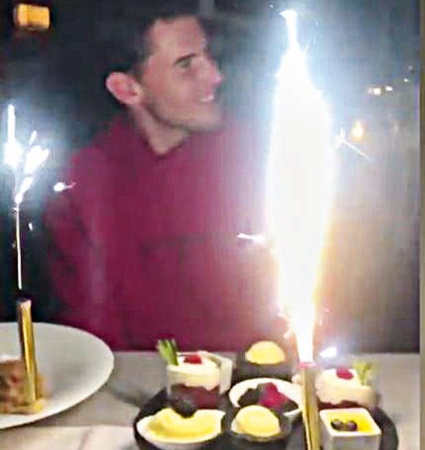 Thiem Geburtstag