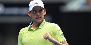 Thiem: Achtelfinale bei Australian Open