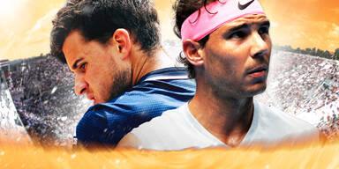Thiem verliert irres Finale gegen Nadal
