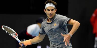 Wien-Turnier: Hartes Los für Dominic Thiem
