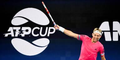 Thiem startet in die neue Tennis-Saison