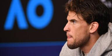 Tennis-Welt rätselt um Dominic Thiem