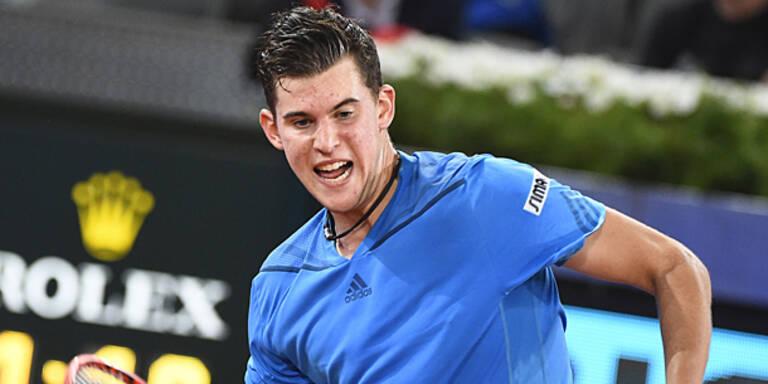 Thiem winkt Duell mit Rekord-Sieger Nadal