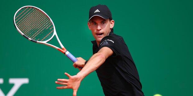Dominic Thiem fightet Djokovic nieder