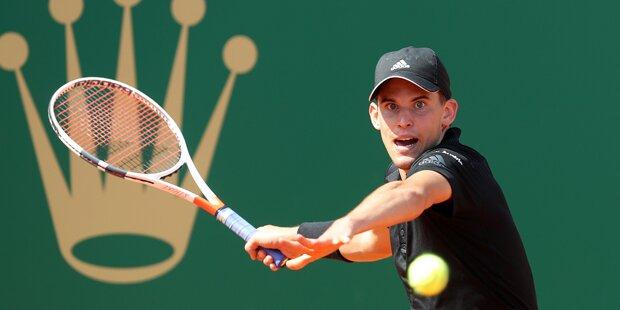 Nadal schießt Thiem vom Platz
