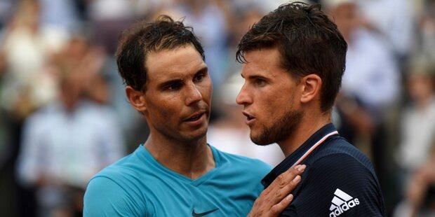 Trotz Nadal-Krampf: Thiem verliert Finale
