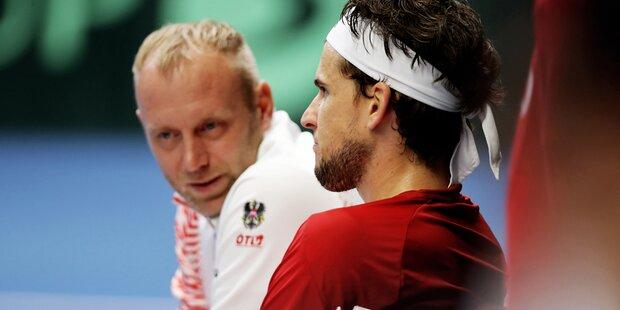ÖTV will Wildcard für Davis-Cup-Turnier