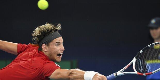 ATP Cup: Österreich scheitert an Polen