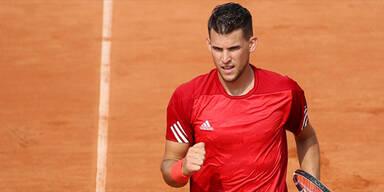 Tennis Davis Cup in der Salzburgarena