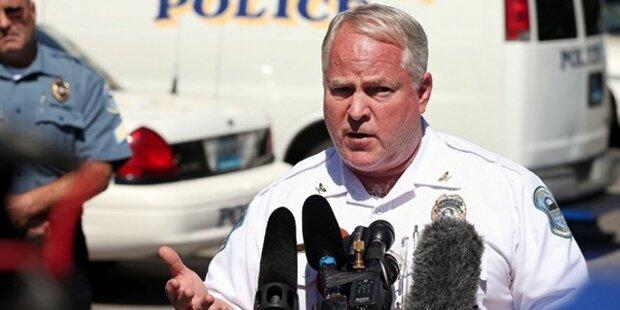 Ferguson: Polizeichef zurückgetreten