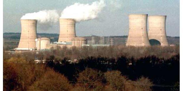 Strahlen-Alarm in US-Atomkraftwerk