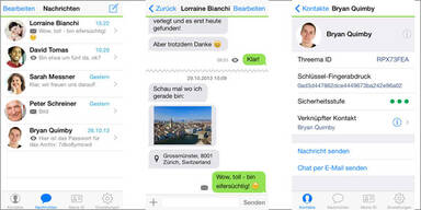 WhatsApp-Alternative stürmt App-Charts
