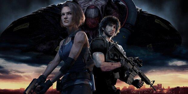 ''Resident Evil 3'': Der Action-Horror im Test