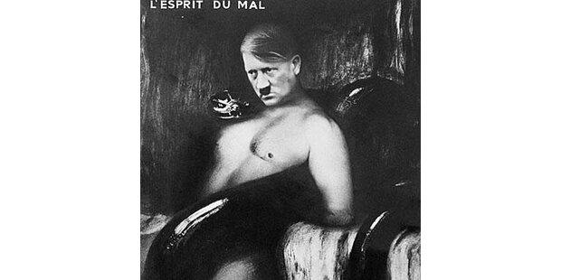 Hitler im Ballerina-Tütü