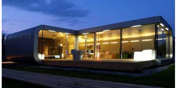 Wohn-Trend: Flexible Nomadenhäuser